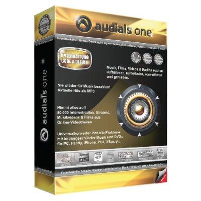 Gewinnspiel: Audials One 8