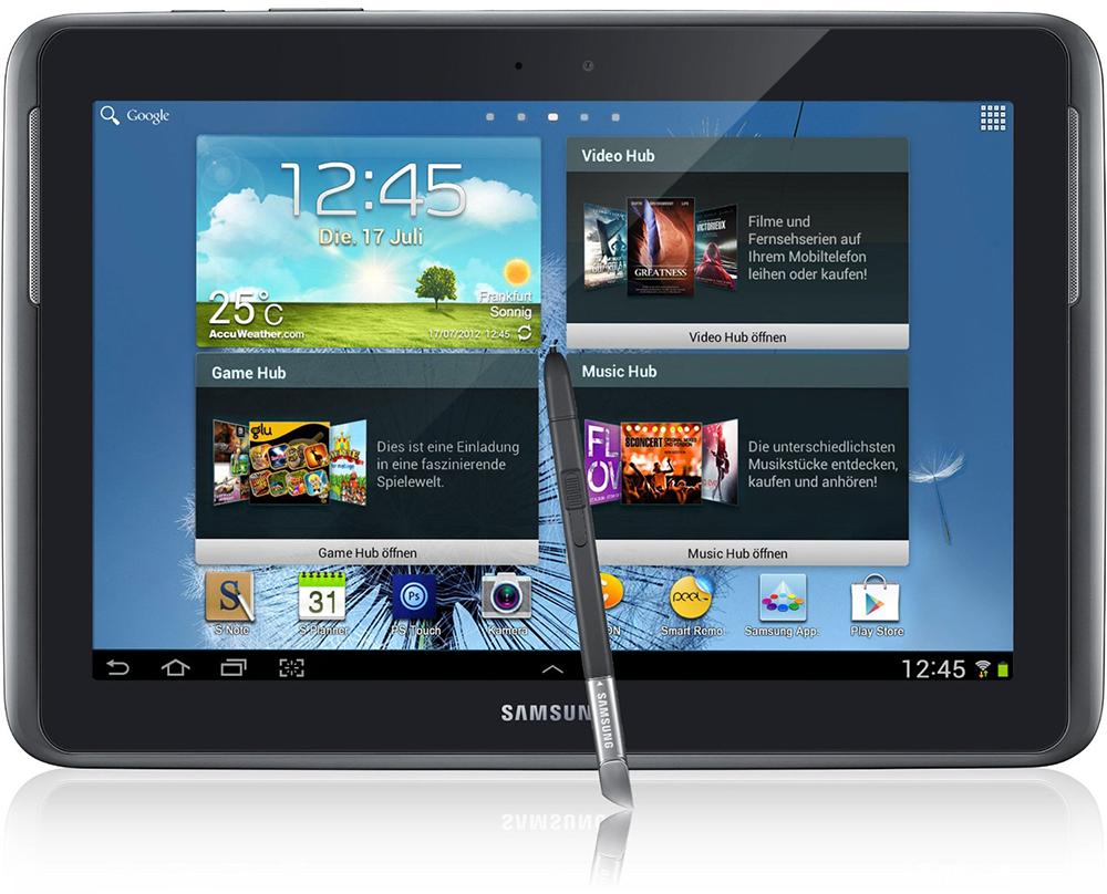 Die Erfolgsstory der Samsung Galaxy Familie