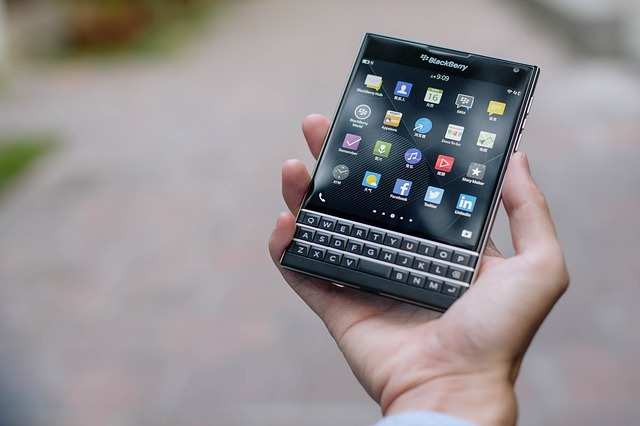 Blackberry – Abstieg des Manager Smartphones?