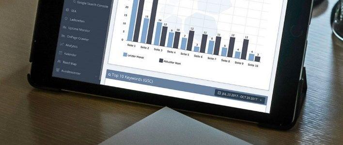 OSG Reporting Center App: Ihre umfangreiche und kostenlose Online Markting App für iOS und Android-Geräte